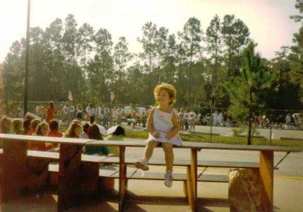 Amber - Jun 1994 - Brandi S Graduation