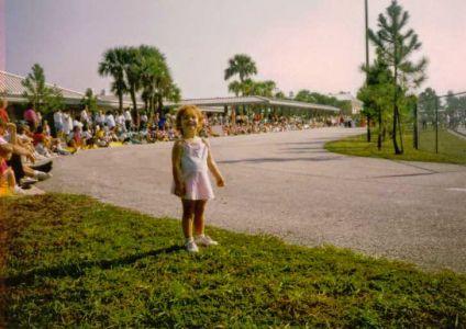 Amber - Jun 1994 - Brandi S Graduation - 2